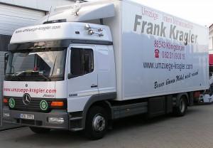 Frank Kragler Möbelwagen